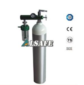 Aluminium DOT Standard Portable Oxygen Cylinder Sizes pictures & photos