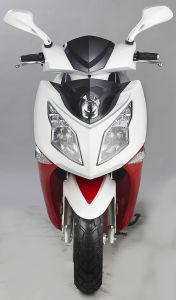 EEC DOT Homologation Approved Electric Motorcycle 3000W (HD3000W-9)