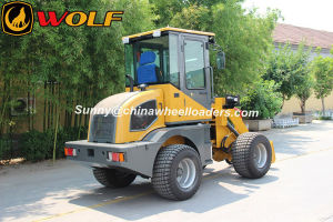 Wheel Loader Hytec Zl12f with Wider Tires pictures & photos