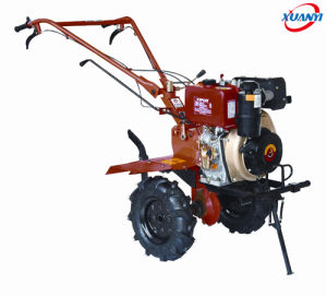 Gasoline Mini Tiller, Gasoline Engine Power Tiller, Agricultural Equipment Rotary Cultivator Rotary Tiller pictures & photos