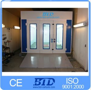 Spray Booth with CE Approved Btd7600 pictures & photos