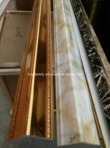 High Quality PVC Cornice in Marble Color pictures & photos