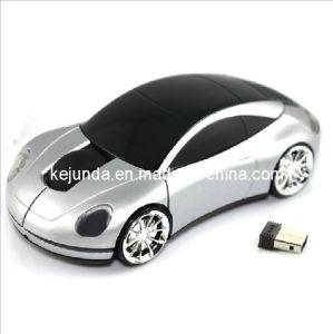 Laptop PC 2.4GHz Porsche Car Shaped Wireless Mouse (S-M010)
