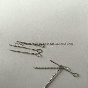 High Quality Construction Iron Cut Binding Tie Black Annealed /Loop Tie Wire pictures & photos