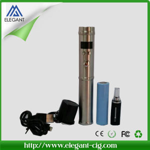 E Cigarette New Mechanical Mod High Quality Weed Smoking Pen