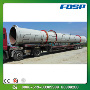 Wide Application Wood Sawdust Rotary Dryer pictures & photos