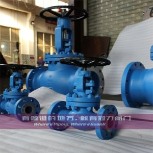 BS1873 Cast Steel Globe Valve Class300 pictures & photos