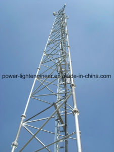 Antenna Lattice Pipe Communication Tower pictures & photos