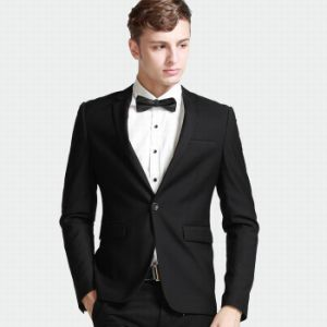 2014 Fashion Men′s Wedding Suit (W0456)