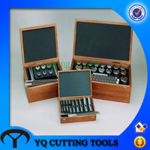 HSS Metric 395-0822 Key Way Broaching Set with Shim and Bushing pictures & photos