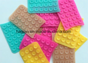 Colorful Mobile Silicone Rubber Suction Cups pictures & photos