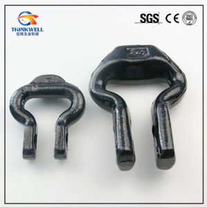 Forged Painted Link Chain Shackle for Coal Mining pictures & photos