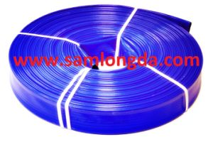 "PVC Layflat Discharge Water Hose 1""-14"" Diameter pictures & photos"