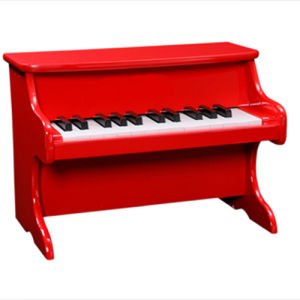 25-Key Toy Piano (TP25-RD)