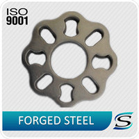 Precision Alloy Steel Forging Forged Parts pictures & photos