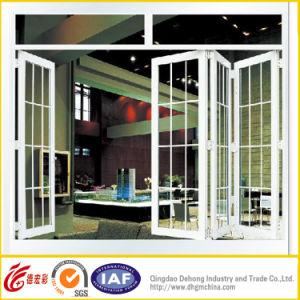 New Design Top Grade Folding Aluminium Door pictures & photos