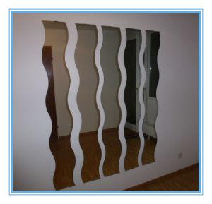 3~6mm Frameless Silver Bathroom Mirror pictures & photos