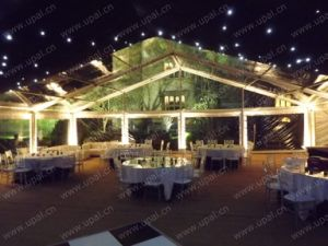 2014 Outdoor Party Events Tent with Clear Roof Marquee pictures & photos
