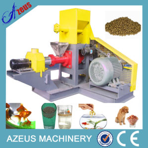 Small Capacity Aquaculture Fish Feed Pellet Machine