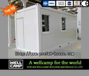 Easily Installed Portable House Container House pictures & photos