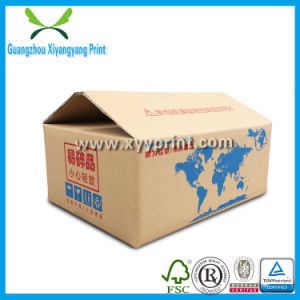Customized Printed Corrugated Paper Packaging Box pictures & photos