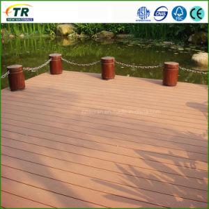 Waterproof Decoration Wood Plastic Composite Decking pictures & photos