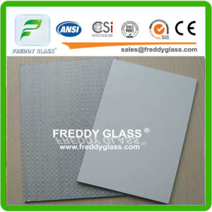 Shower Glass Door/Bathroom Glass Door/Tempered Glass/ Frosted Glass/Acid Etched Glass/Clear Frosted Glass/Clear Acid Etched Glass/Tempered Glass Panel pictures & photos