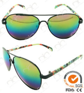 Fashionable Hot Selling UV400 Protection Metal Sunglasses (30270) pictures & photos