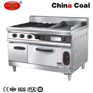 Adjustable Stainless Steel Cooker Gas Stove pictures & photos