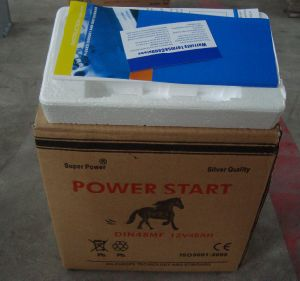 DIN48mf Car Battery pictures & photos