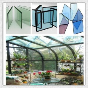 Customized Insulated Glass for Curtain Walls / Window / Building pictures & photos