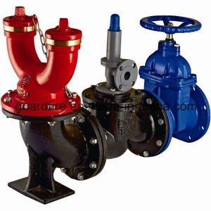 Underground Type Fire Pump Adapter