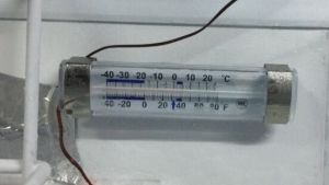 Glass Tube Thermometer for Refridge Freezer (KH-Glass) pictures & photos