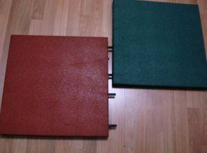 Safety Rubber Tile PT-02
