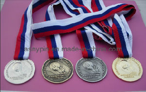 Custom Logo Metal Medals (AS-CZ-MT-071701) pictures & photos