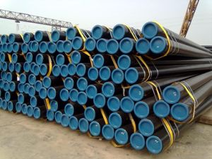Seamless Mild Steel Pipe for Oil Gas Water Pipeline pictures & photos