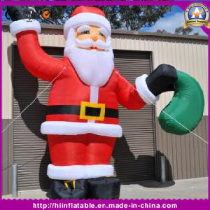 2016 Outdoor Huge White Inflatable Snow Man for Christmas Party pictures & photos