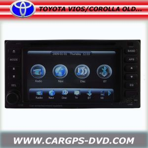Car DVD With GPS for Toyota Vios (HT-F805)