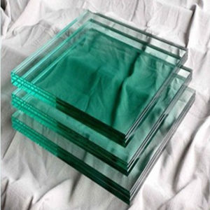 Safety Tempered Laminated Building Glass Curtain Wall pictures & photos