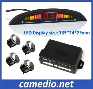 3 Color LED Digital Display Car Parking Sensor L205 pictures & photos