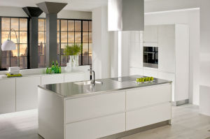 Ritz Modular Wholesale Kitchen Cabinets pictures & photos