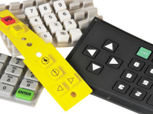 Rubber Membrane Keyboard