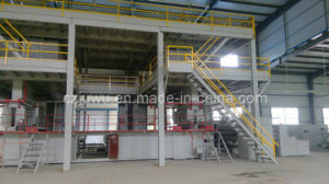 PP Spun Bond Non Woven Machines (S, SS, SMS, SMMS) (JW1600, JW2400, JW3200) pictures & photos