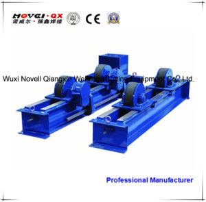 Ce Approved Adjustable Welding Roller Rotator for Pipe pictures & photos