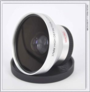 37mm 0.5x Wide Angle Lens for Carnon Camera