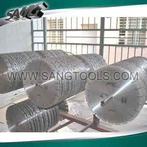 Stone Granite Marble Diamond Segments Blade Diamond Wire pictures & photos