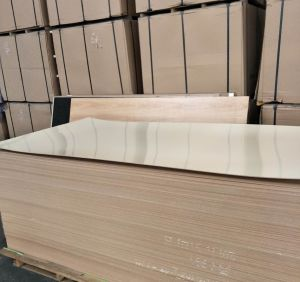 Middle East Market MDF/5mm Beige and White MDF pictures & photos