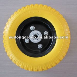 PU Foam Tire 2.50-4 PU Foam Wheel pictures & photos