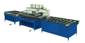 Full Automatic Silkcreen Printing Line for Silkcreen Printing Glass pictures & photos