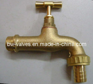 High Polishing Brass Bibcock (BW-Z21) pictures & photos